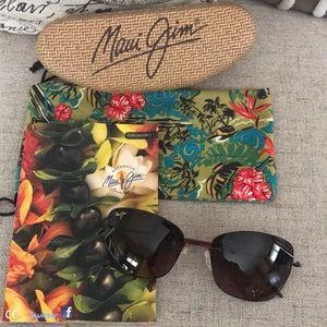 Apapane Maui Jim Polarized Sunglasses